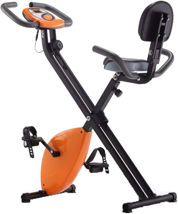 HLeoz Bicicleta Estática de Spinning, Profesional Ajustable Resistencia Pantalla Bicicleta Fitness de Gimnasio Ejercicio con Volante de Inercia Máx 100kg: Amazon.es: Deportes y aire libre