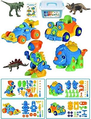 Amazon.com: Juguetes STEM para niños pequeños, juguetes Take ...