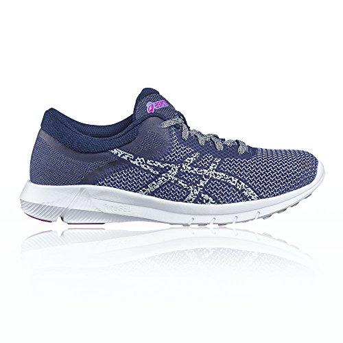 Chaussures de 2 Asics Noir Nitrofuze Femme Running Blue Bwf4xaHq
