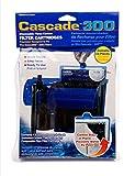 Penn Plax Cascade Hang-on Power Filter Replacement Cartridges - Three Pack
