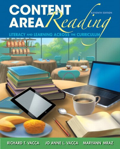 Content Area Reading: Literacy and Learning Across the Curriculum, Loose-Leaf Version Plus NEW MyEducationLab with Video
