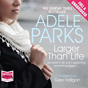 Larger Than Life Audiobook