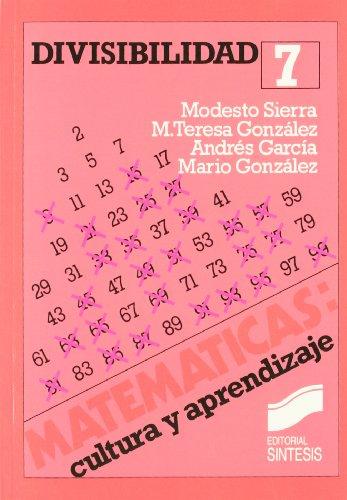 Descargar Libro Divisibilidad Andres Garcia
