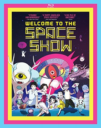 Blu-ray : Welcome To The Space Show (Subtitled, Widescreen)
