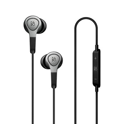 87bd8a7ca4c Amazon.com: Bang & Olufsen B&O PLAY H3 HSS-F800 In-Ear Headphone with  Microphone: Home Audio & Theater