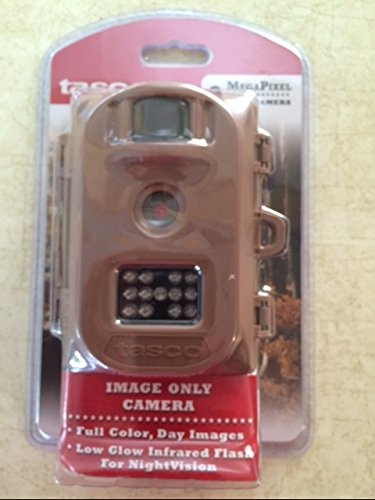 Tasco 3MP Trail Camera with Low Glow IR Nightvision ( Tan )