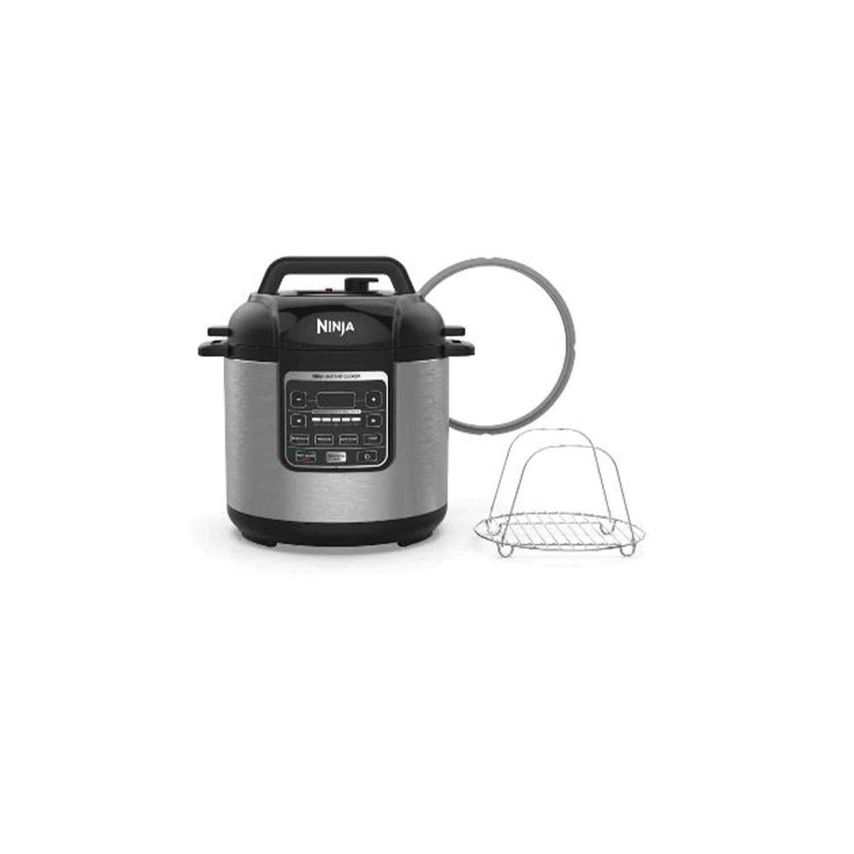 Ninja PC100 6-Quart Instant Pressure Cooker Black (Renewed)