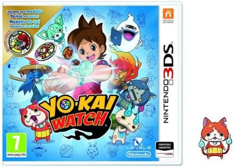 Yo-Kai Watch: Amazon.es: Videojuegos