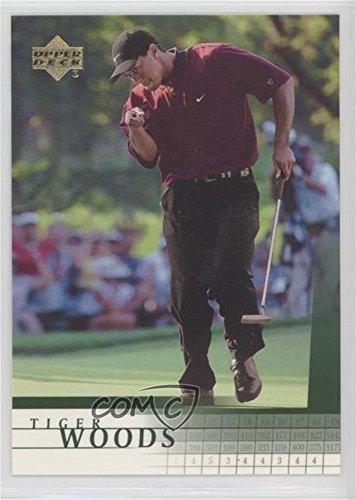 Tiger Woods (Trading Card) 2001 Upper Deck - [Base] #1