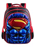 Best Back To School Backpacks - Boys Back to School Superhero Backpack for School Review