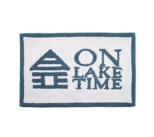 51iBLvYv6QL - Avanti Linens Lake Words Rug