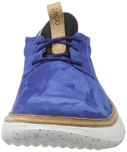 White Lawes Uomo ohw ohw Indigo Blu Sneaker 609 Blue Lawes vq8IUwEw