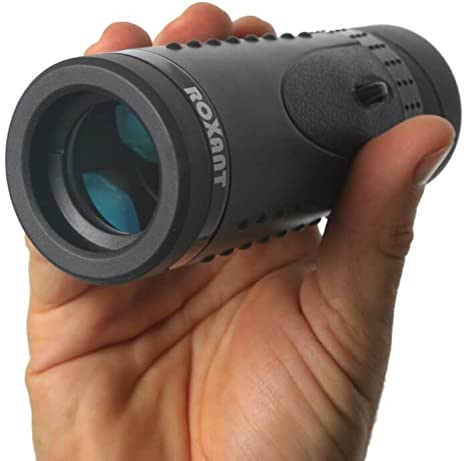 Best Monocular: Authentic ROXANT Grip Scope High Definition Wide View Monocular