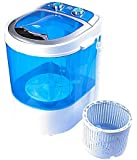 DFS 4.5 kg Portable Plastic Mini Washing Machine with Dryer Basket (Colours May Vary)