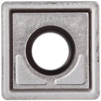 Sandvik Coromant CoroDrill Carbide Drilling Insert, 4 Edge, 880 Style, GC4044 Grade, TiAlN Coating