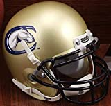 Schutt NCAA UC Davis Aggies Mini Authentic XP Football Helmet, Classic, Mini