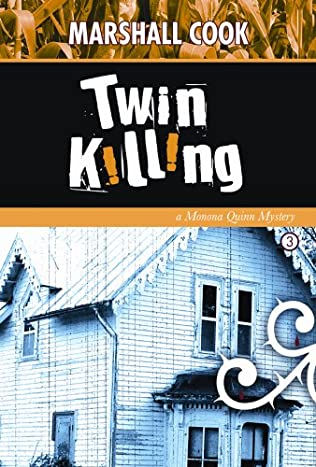 book cover of Twin Killing