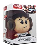 seven20 SuperBITZ Star Wars Leia Collectible Plush, None, 4.5""