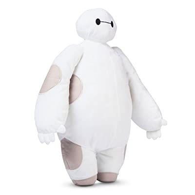 Big Hero 6 Baymax 19 inch Plush Pillow: Toys & Games