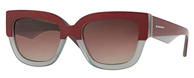 e10d4cdde8b Image Unavailable. Image not available for. Colour  Burberry THE PATCHWORK  COLLECTION BE 4252 BLACK BLONDE HAVANA GREY women Sunglasses