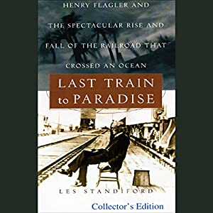 Last Train to Paradise Audiobook