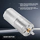 DC 12V Speed Reduction Gear Motor Electric High