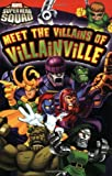 Meet the Villains of Villainville, Lucy Rosen, 0316084840