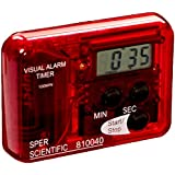 Sper Scientific Compact Visual and Audible Alarm Timer