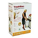 TrashRac 82215, 5 Gallon Trash Rack Frame System (13-1/4' W x 8'D x 18-1/2'H)