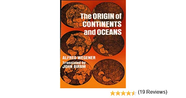 The origin of continents and oceans dover earth science alfred the origin of continents and oceans dover earth science alfred wegener amazon fandeluxe Images