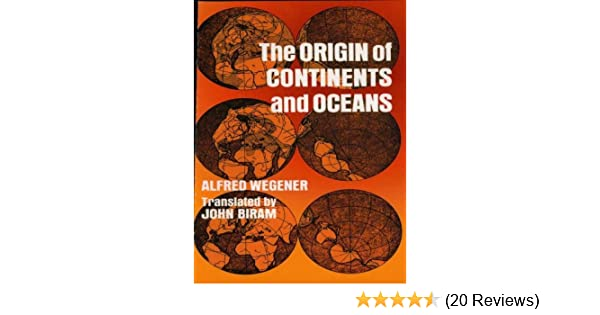 The origin of continents and oceans dover earth science alfred the origin of continents and oceans dover earth science alfred wegener amazon fandeluxe Image collections