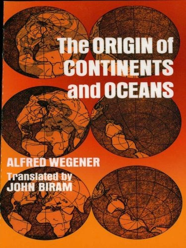 The origin of continents and oceans dover earth science alfred the origin of continents and oceans dover earth science by wegener alfred fandeluxe Image collections