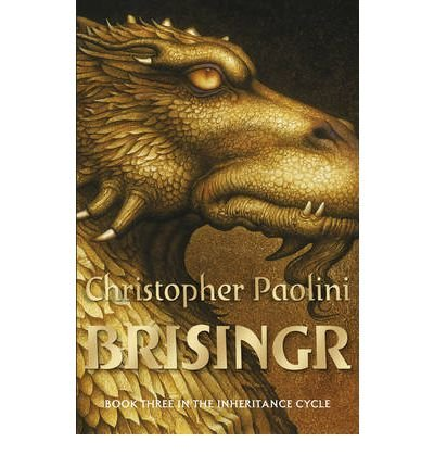 (Brisingr: Book Three) By Christopher Paolini (Author) Paperback on (Jul , 2011)