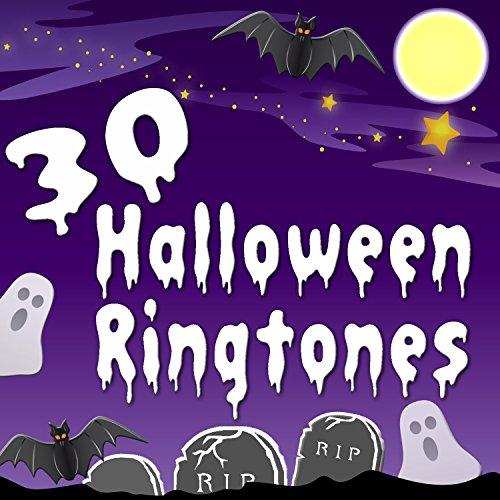 30 Halloween Ringtones (Haunted Halloween Ring