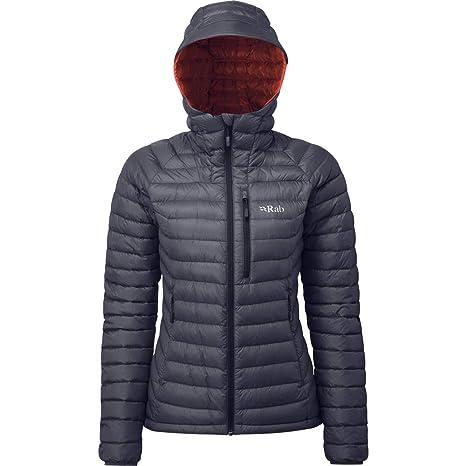 57c90ca90d6b Rab Microlight Alpine Jacket Women purple 2018 winter jacket  Amazon ...
