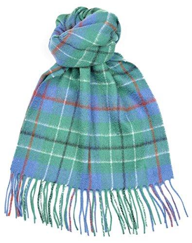 Lambswool Scottish Clan Scarf Duncan Ancient Tartan by Macdonald Sporrans