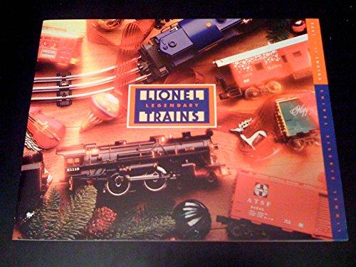 Lionel Classic Trains, 1998 Catalog, Volume II