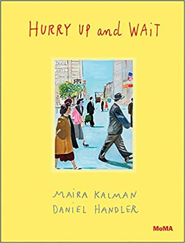 Maira Kalman + David Byrne = Sheer Delight - One of my all time favorites!