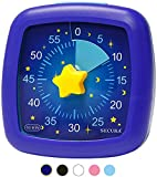 Secura 60-Minute Visual Timer, Silent Study Timer
