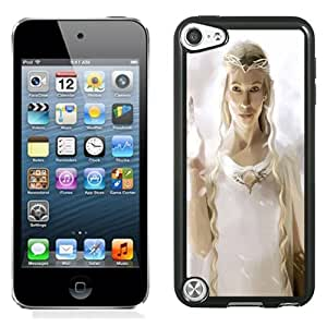 Beautiful Custom Designed Cover Case For iPod Touch 5th With Cate Blanchett Phone Case Cover