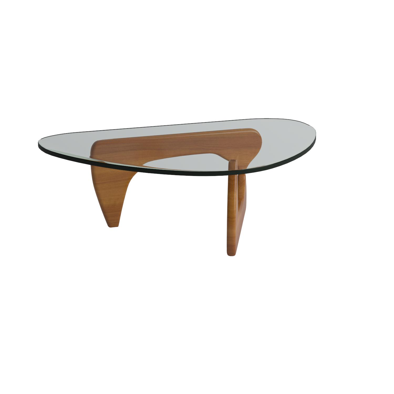 Amazon Poly and Bark Sculpture Coffee Table Kitchen & Dining