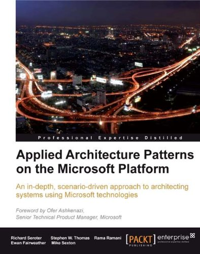 Download Applied Architecture Patterns on the Microsoft Platform Pdf