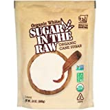 In the Raw Sugar White Cane, Organic (Pack of 4)