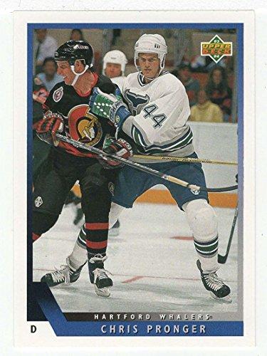 Chris Pronger (Hockey Card) 1993-94 Upper Deck # 190 NM/MT