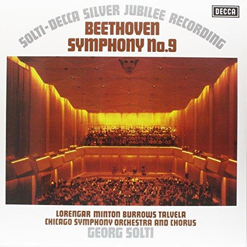 Sir Georg Solti - Symphony 9 (LP Vinyl)