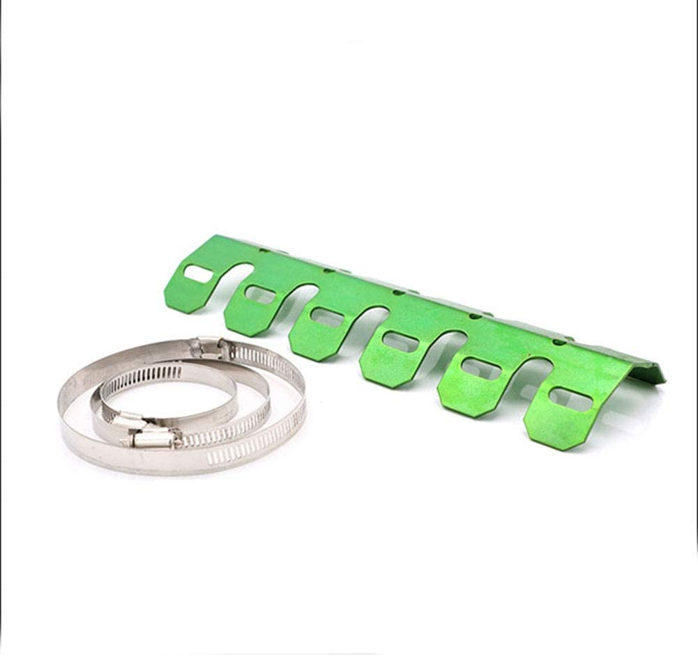 OUYAWEI Cache de Protection pour Pot d/échappement pour KTM EXC 125//250//300//450
