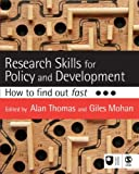 img - for Research Skills for Policy and Development: How to Find Out Fast (Published in association with The Open University) book / textbook / text book