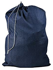 Denim Laundry Bag - 30