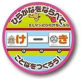 Anpanman Hiragana magnet
