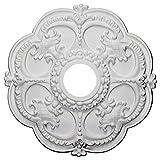Ekena Millwork CM17RO Ceiling Medallion Primed
